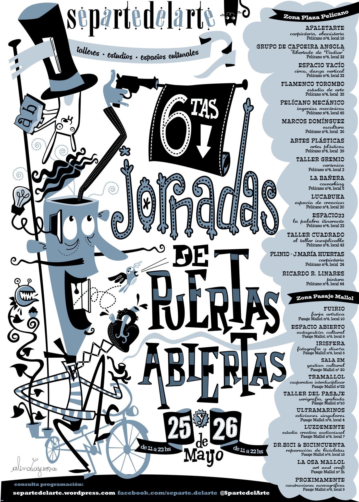 cartel6ajornada